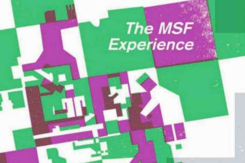 """Humanitarian Negotiations Revealed: The MSF Experience"" book cover"